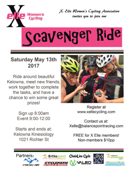 Scavenger Ride POster Final